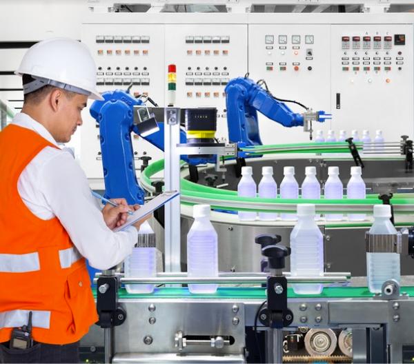 Automatizacion y robotica industrial